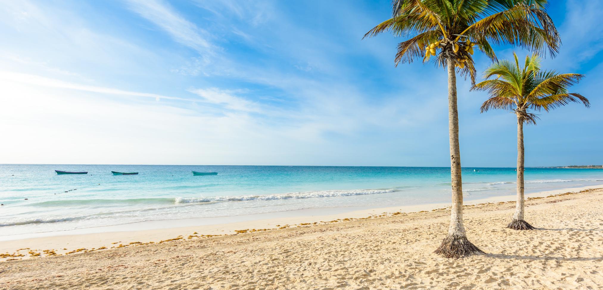 Die schönsten Reiseziele in Mexiko: Riviera Maya