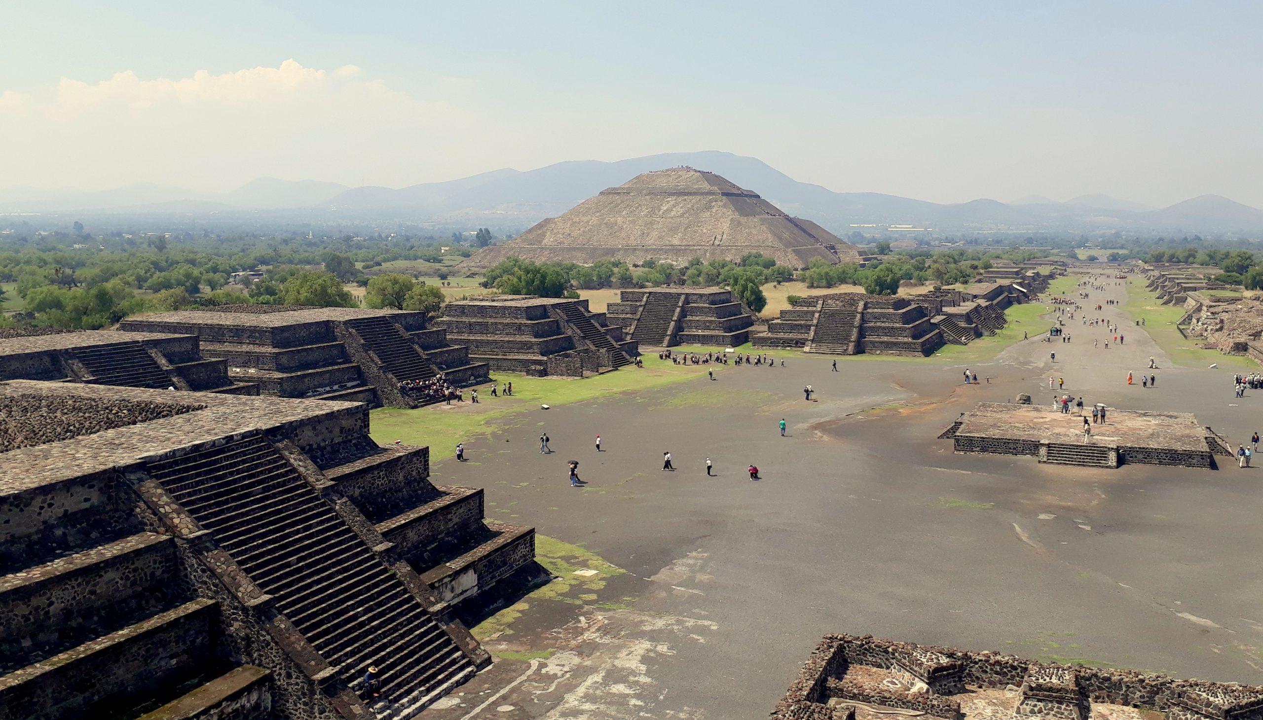 Die schönsten Reiseziele in Mexiko: Teotihuacan