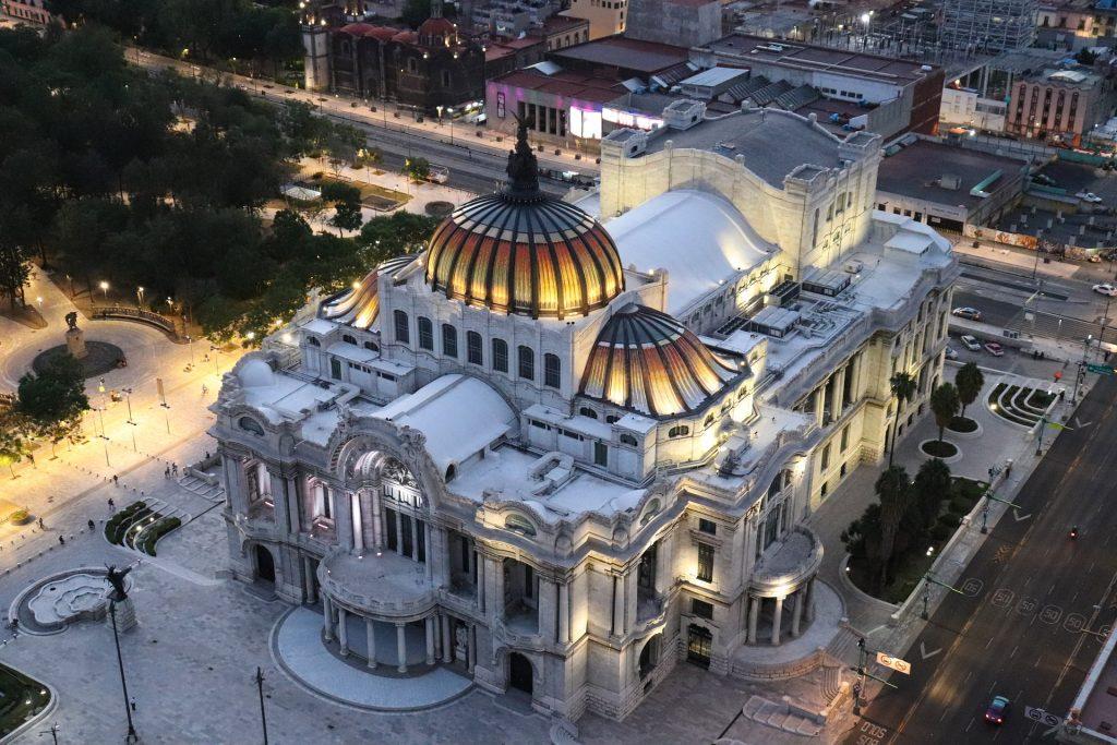 Reiseziele in Mexiko: Mexiko Stadt