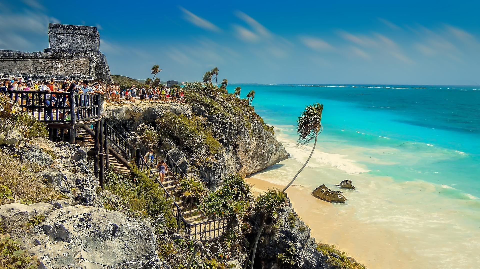 Die schönsten Reiseziele in Mexiko: Tulum