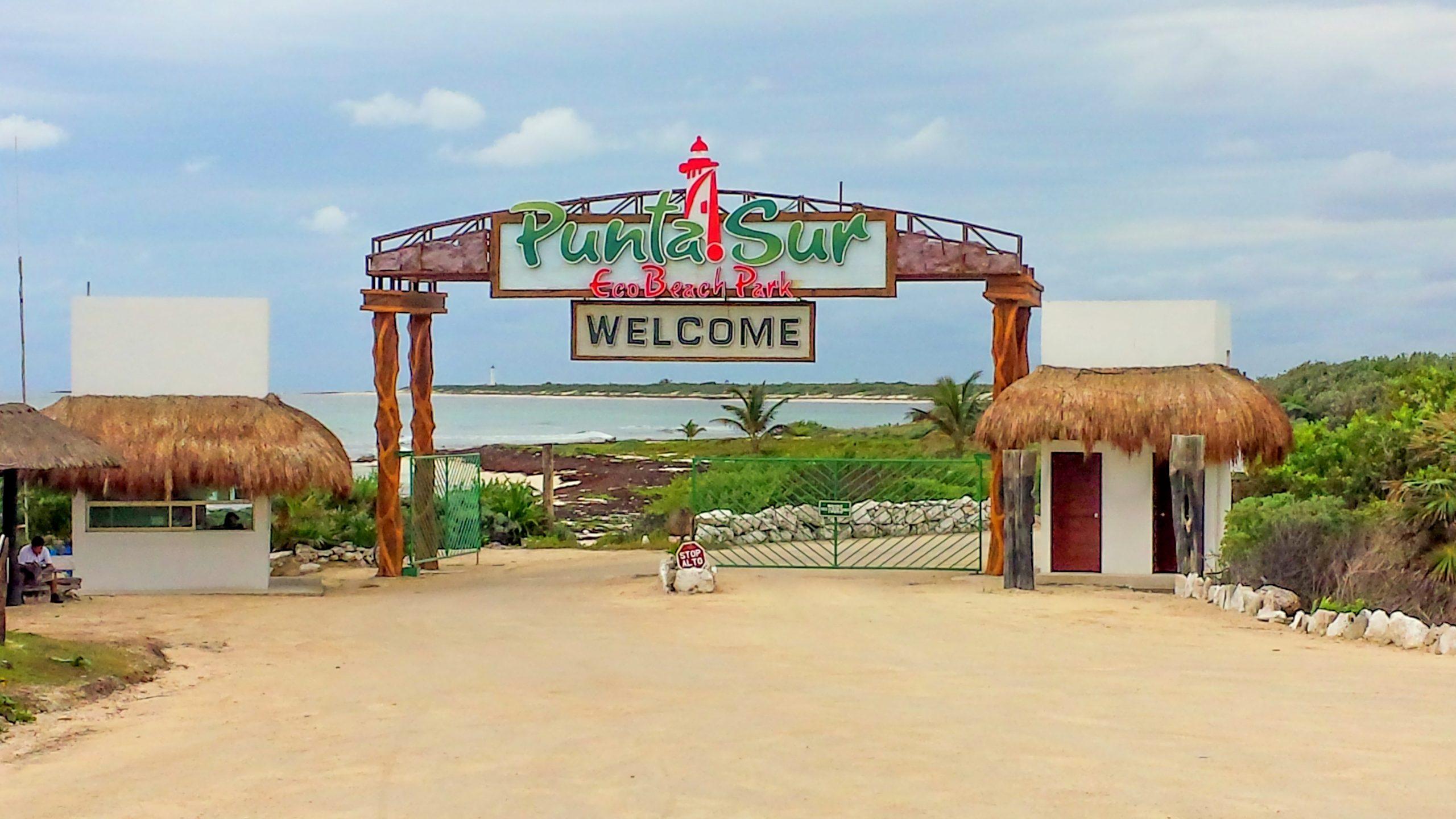 Nationalpark Punta Sur auf Cozumel