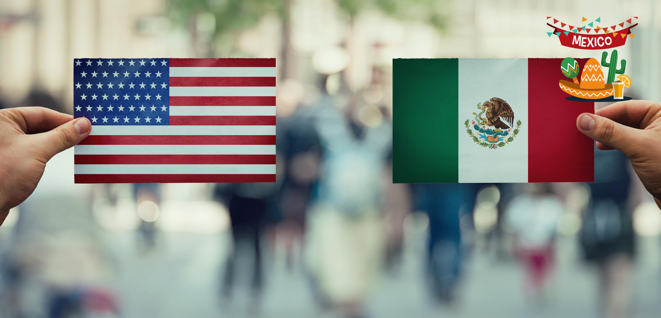 Spanisch in Mexiko: Einfluss der USA