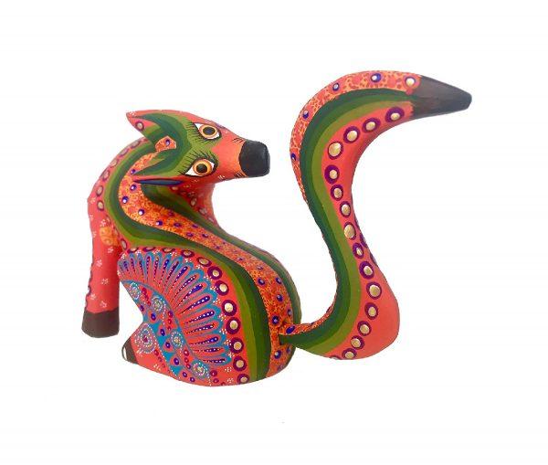 Alebrije-coyote