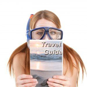 Reiseführer und Bücher