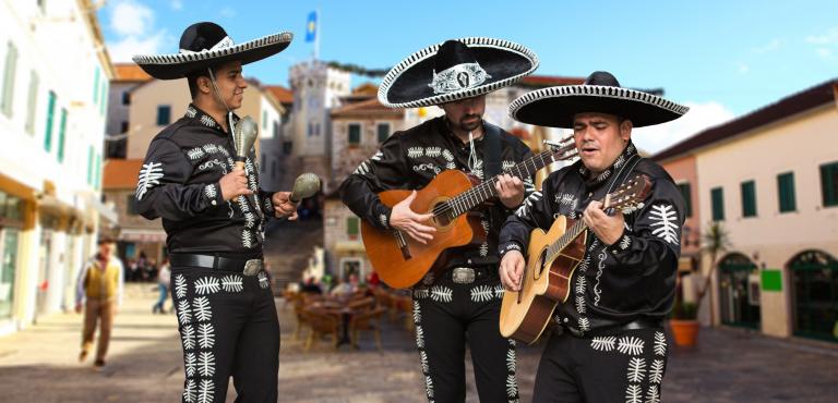 Mexikanische Musik aus Mexiko