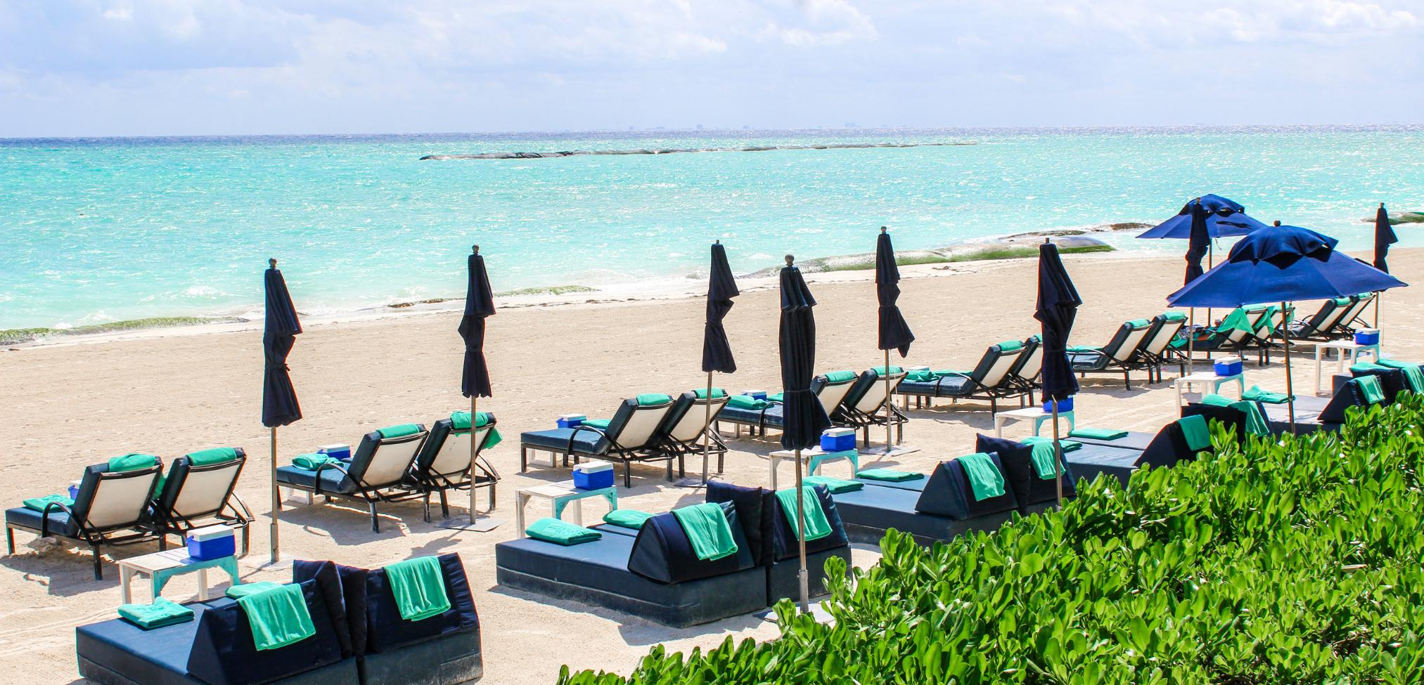 Hotels in Playa del Carmen: Mayakoba