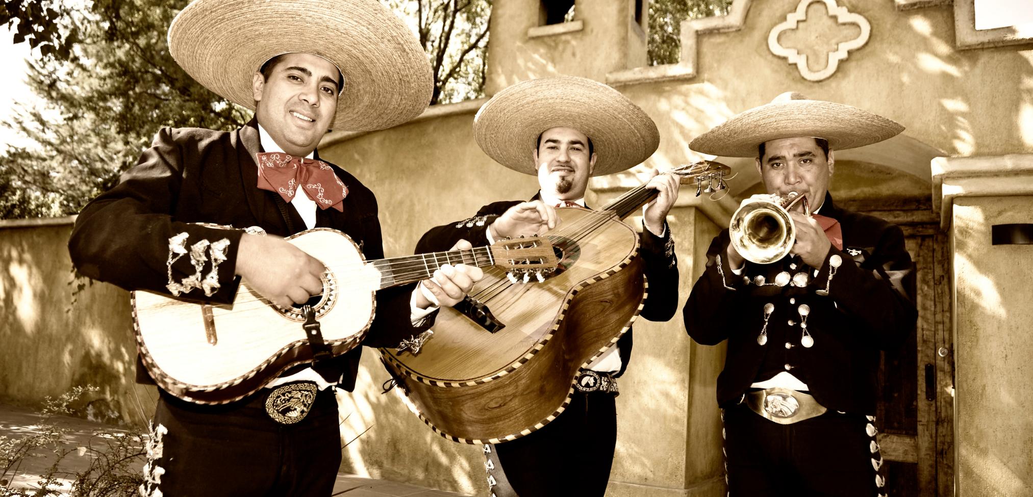 Musik aus Mexiko: Mariachi