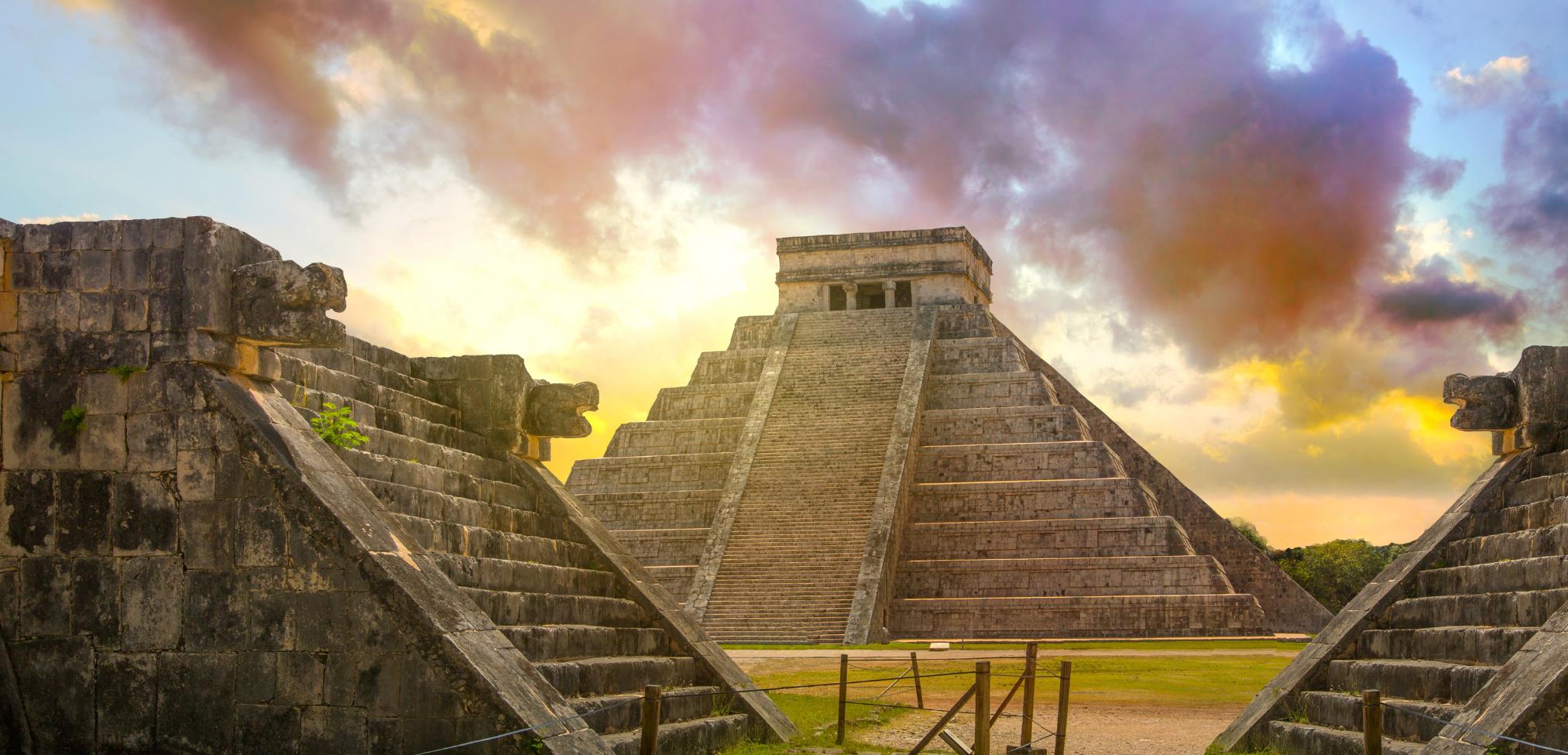 Die schönsten Maya Ruinen in Mexiko: Chichen Itza