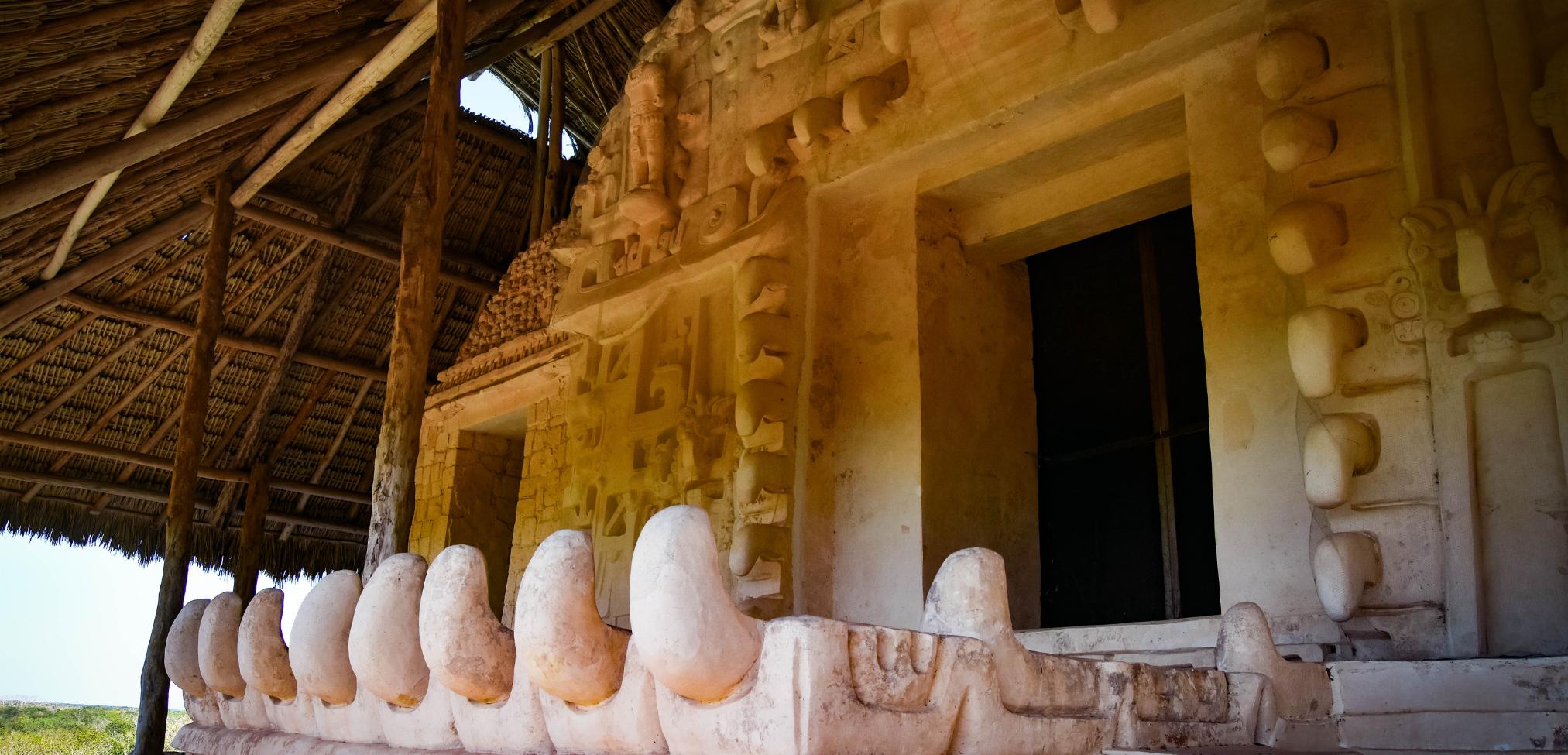 Die besten Maya Ruinen in Mexiko: Ek Balam