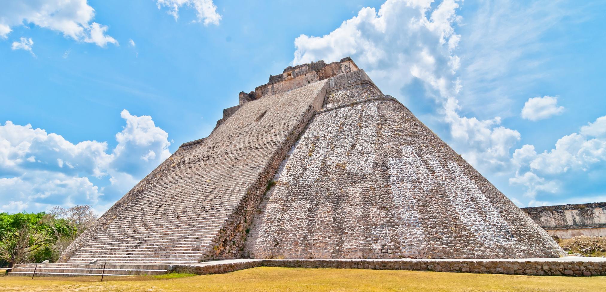 Die schönsten Maya Ruinen in Mexiko: Uxmal