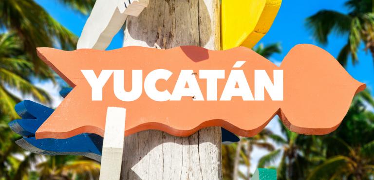 Die besten Reiseziele in Yucatan