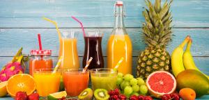 Getränke aus Mexiko Fruchtsäfte