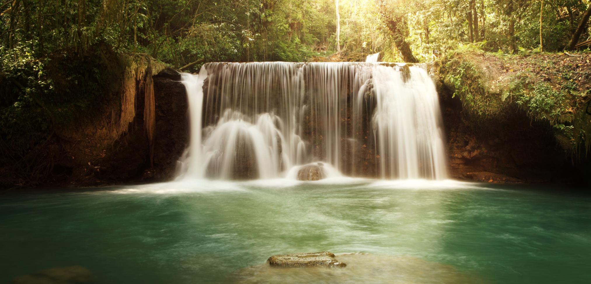 Sehenswürdigkeiten auf Jamaika: Wasserfälle