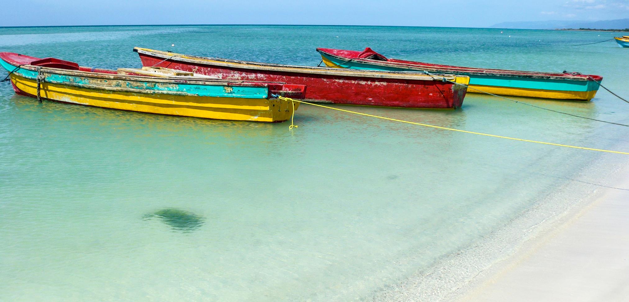 Sehenswürdigkeiten Jamaika: Boote
