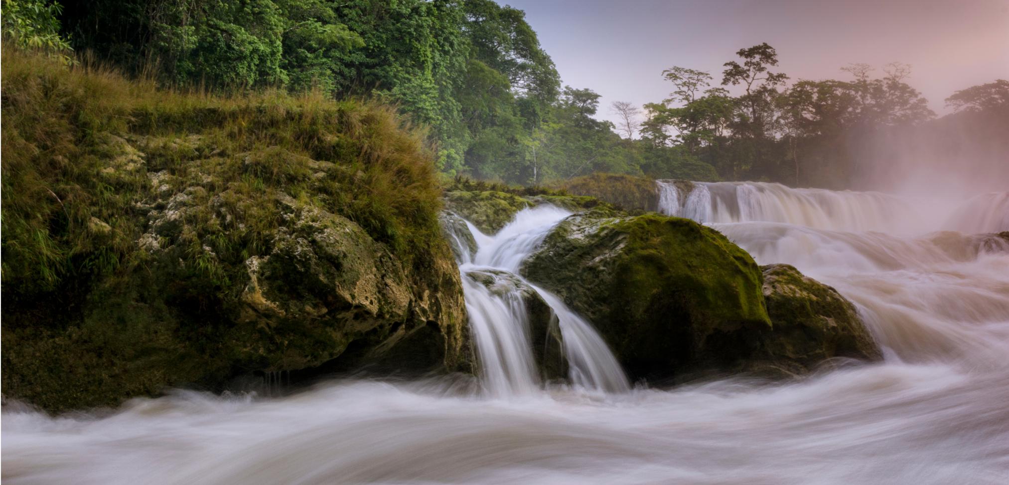 Wasserfall Dominikanische Republik Sehenswürdigkeiten