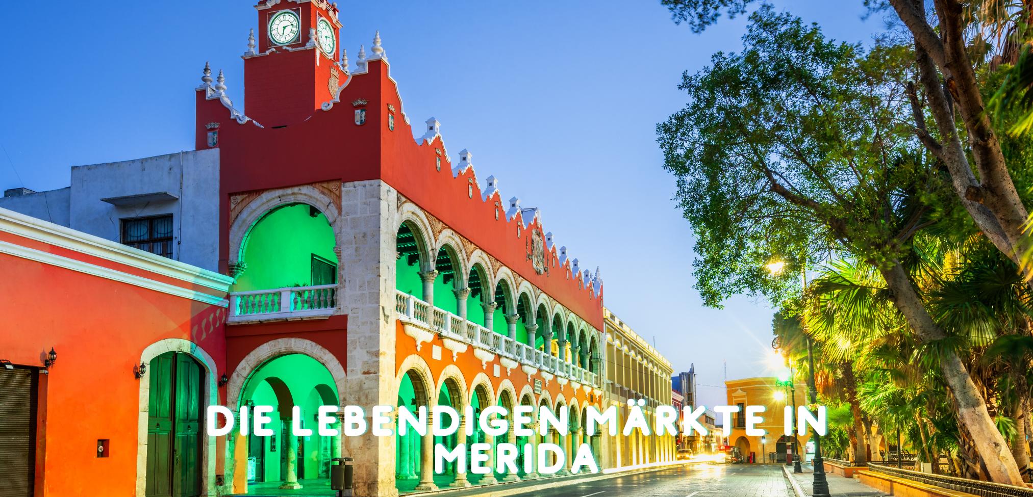 Yucatan Halbinsel: Merida
