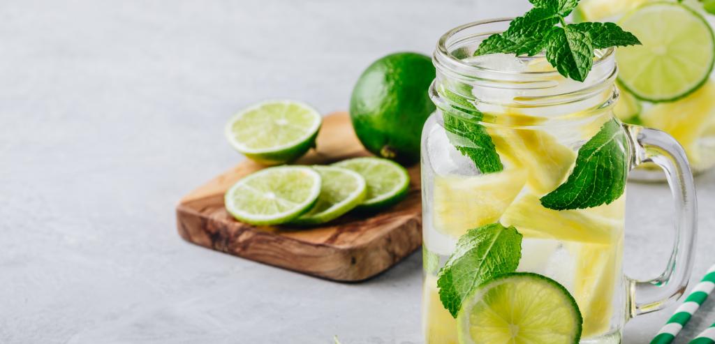 Getränke aus Mexiko: Limonade