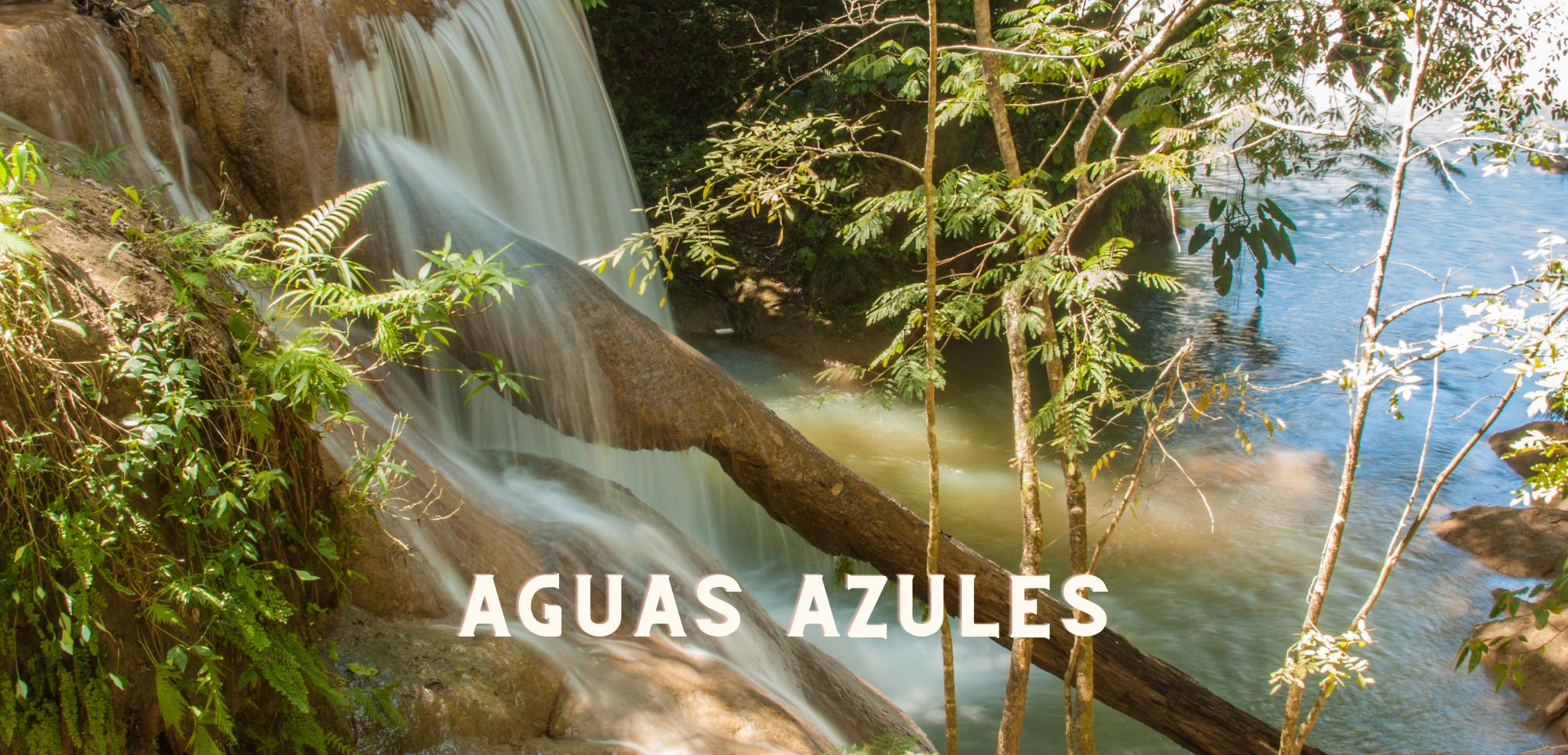 Die besten Aktivitäten in Mexiko: Aguas Azules