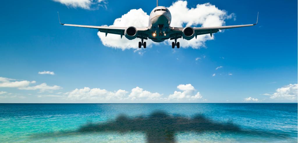 Die besten Sehenswürdigkeiten St. Maarten: Maho Beach