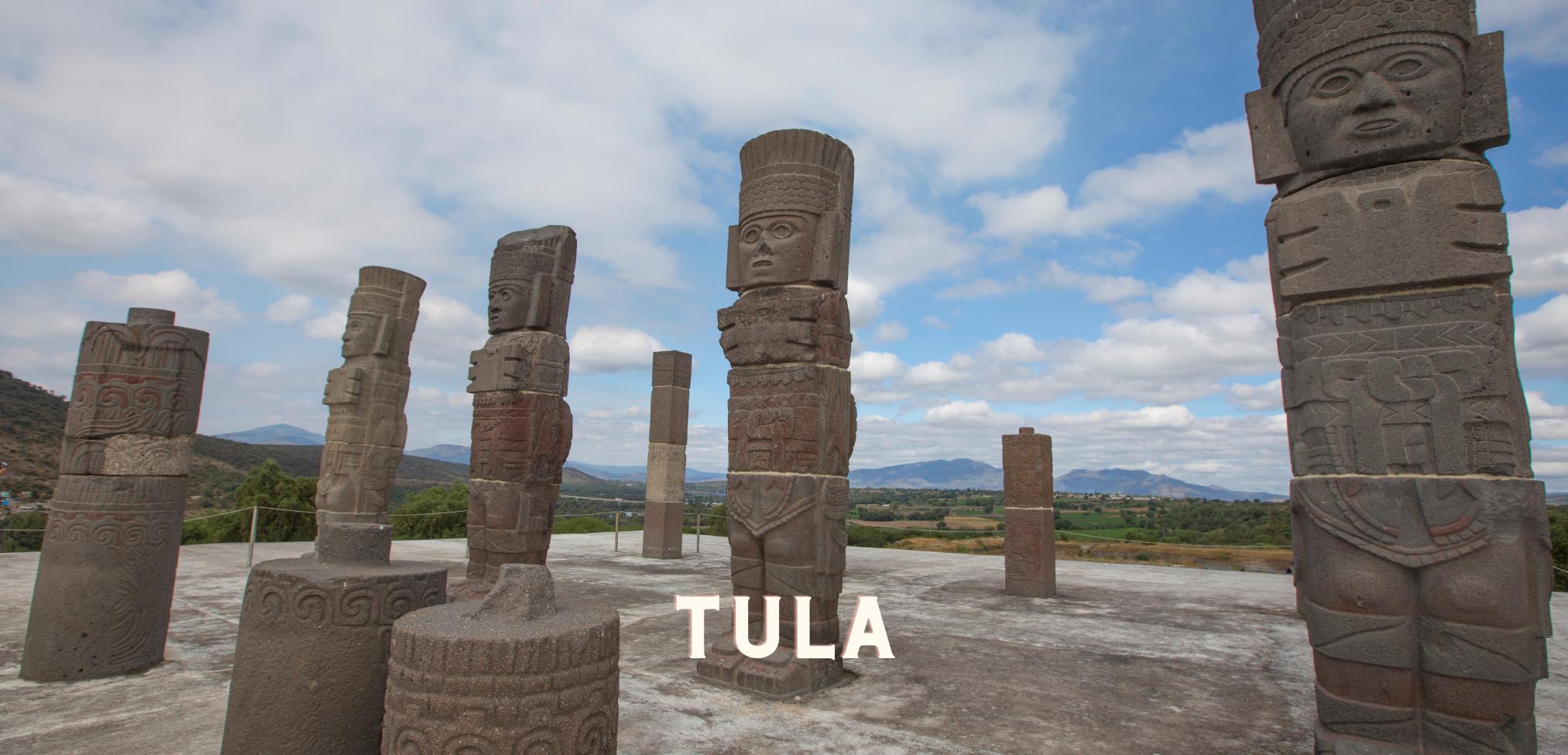 Die besten Aktivitäten in Mexiko: Tula