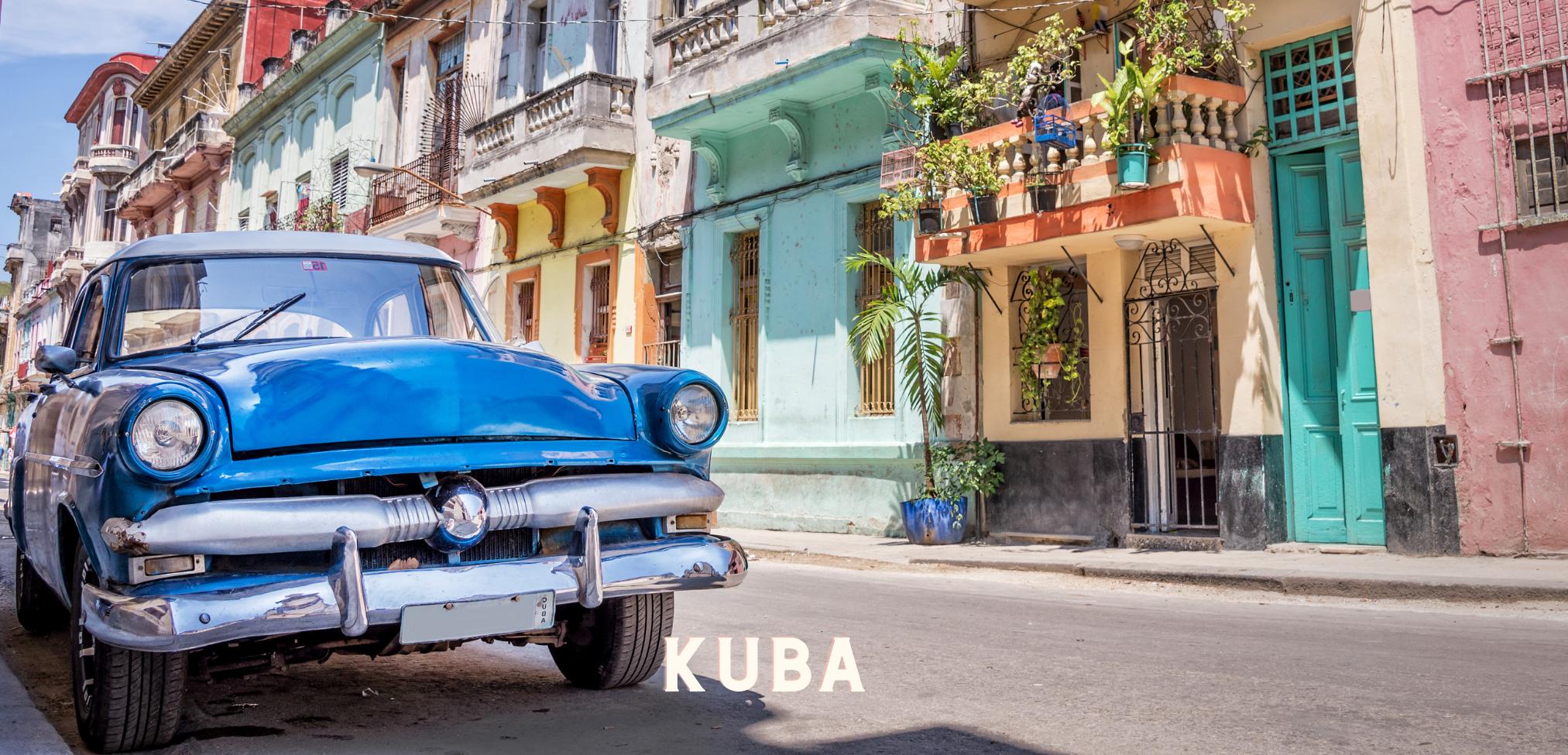 Die besten Reiseziele Karibik Kuba