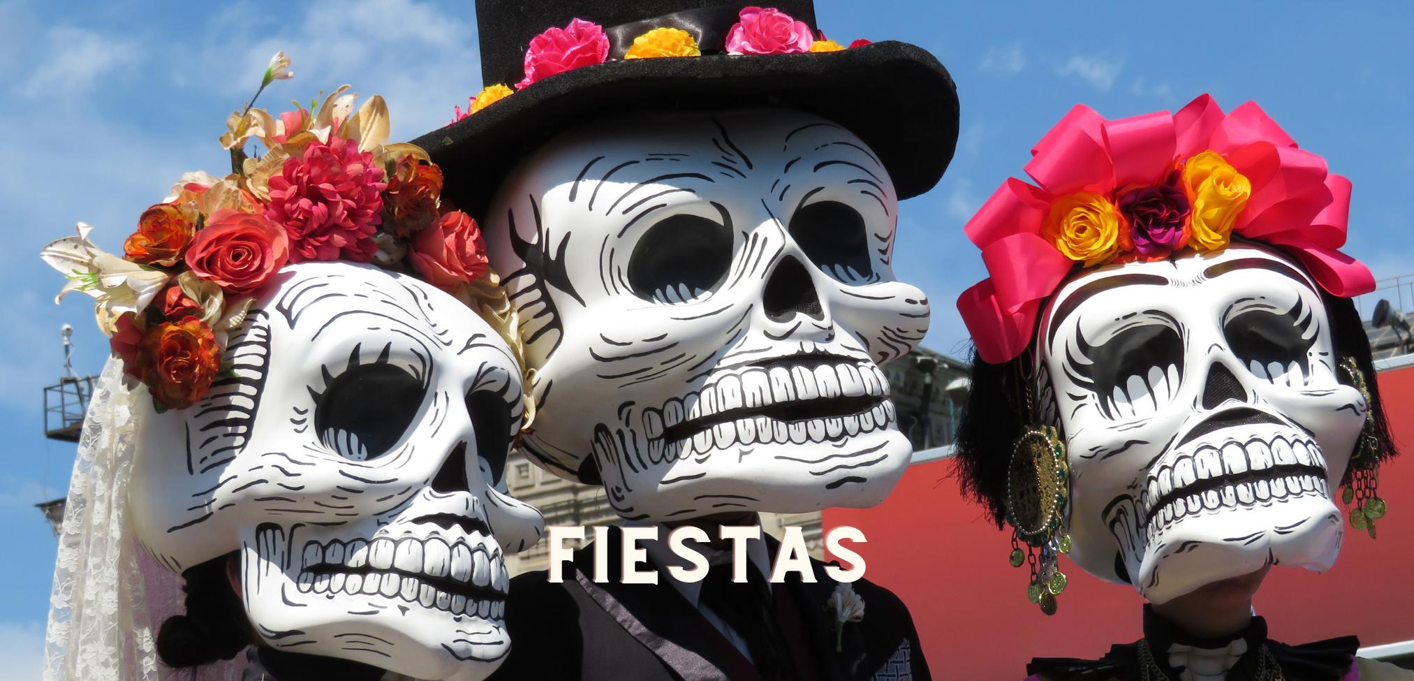 Die besten Höhepunkte Mexiko Reise Aktivitäten Fiestas