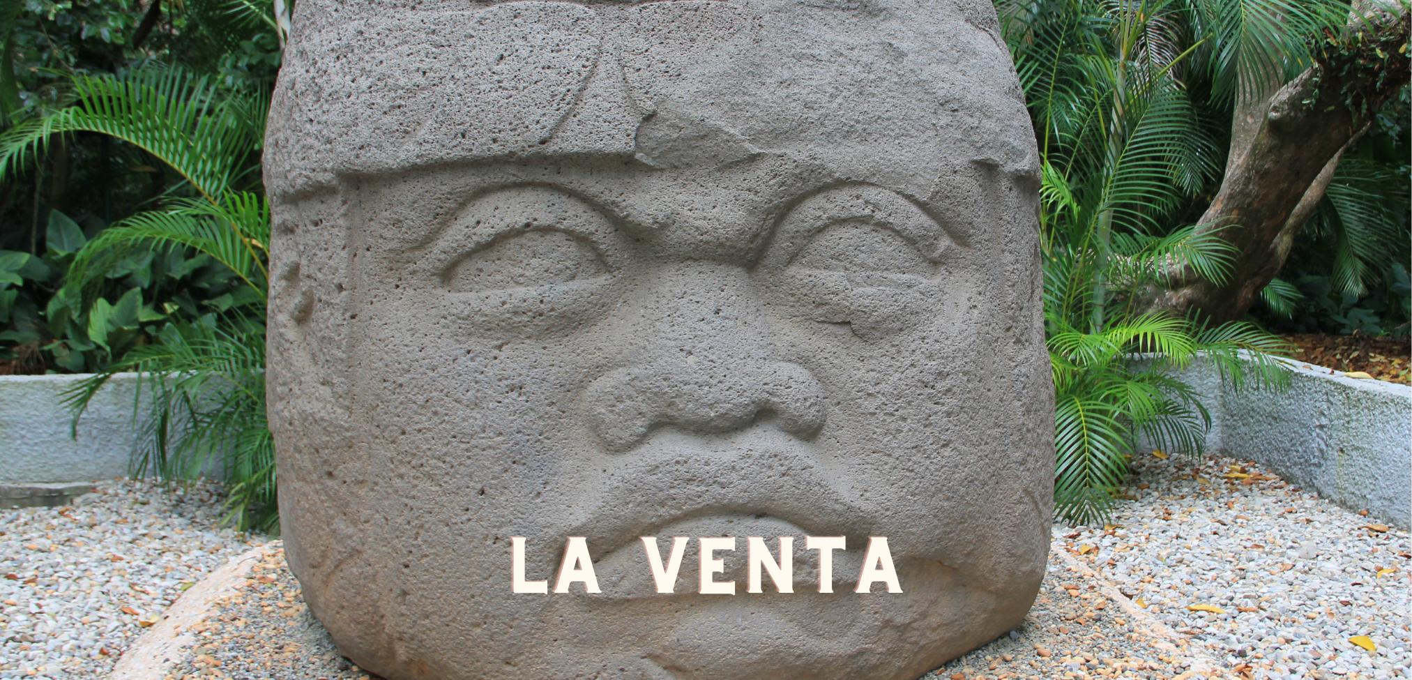 Die besten Aktivitäten in Mexiko: La Venta