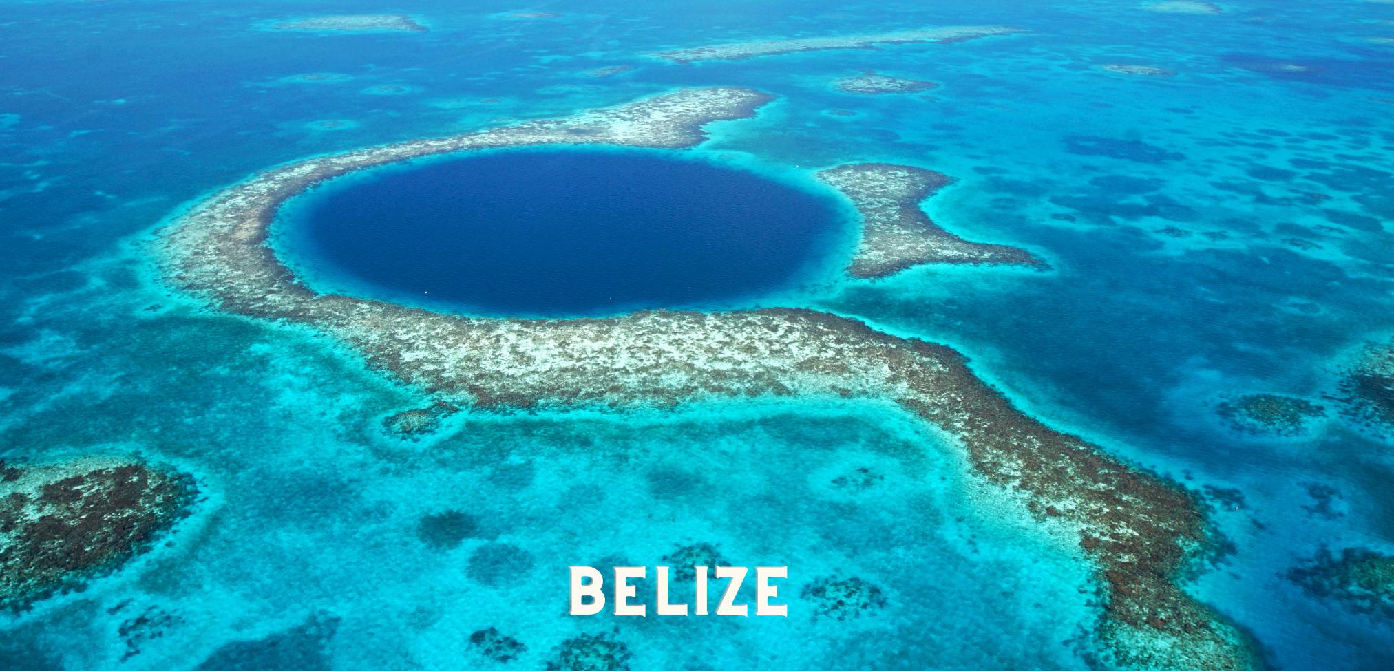 Karibik die besten Reiseziele Belize