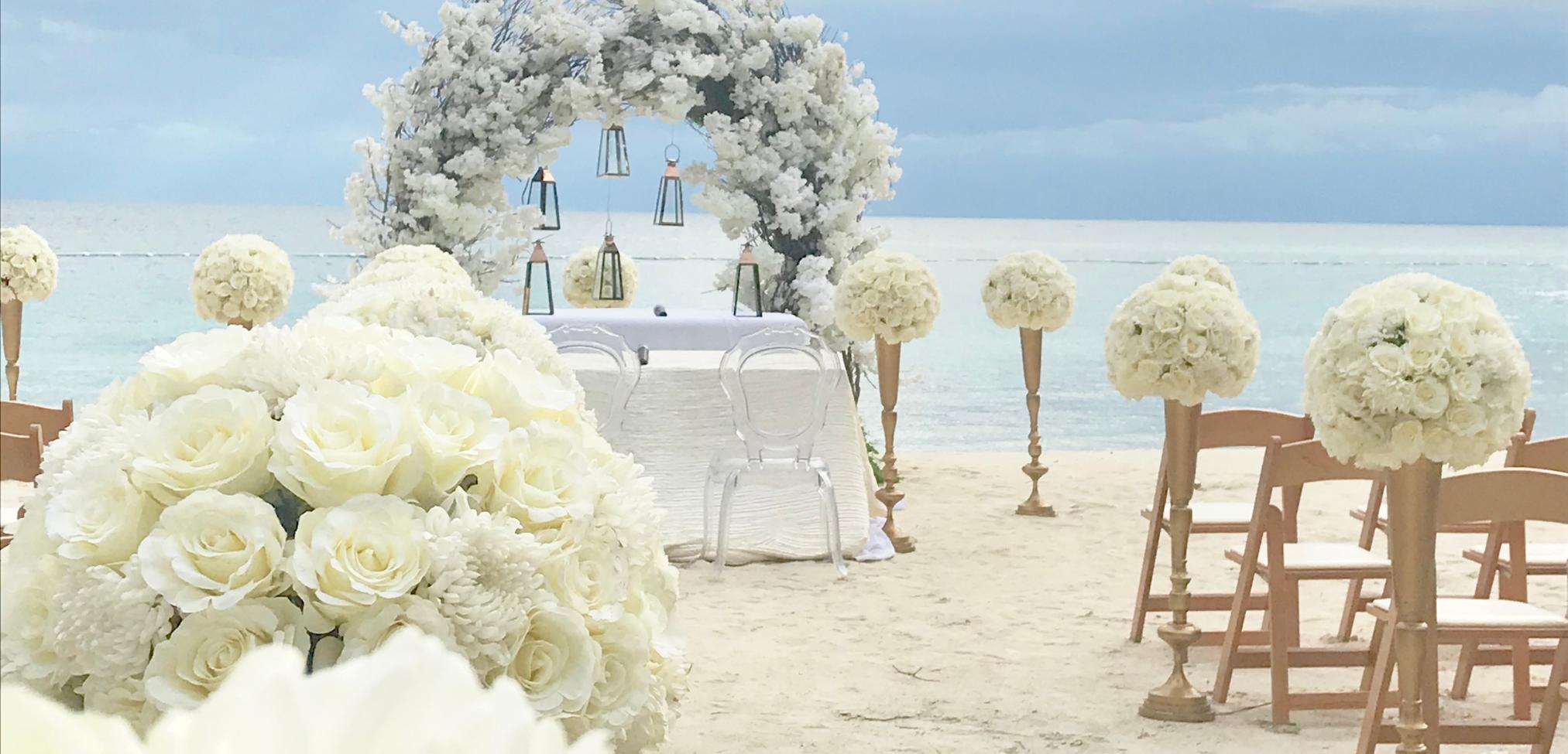Traumhochzeit in Mexiko: Heiraten