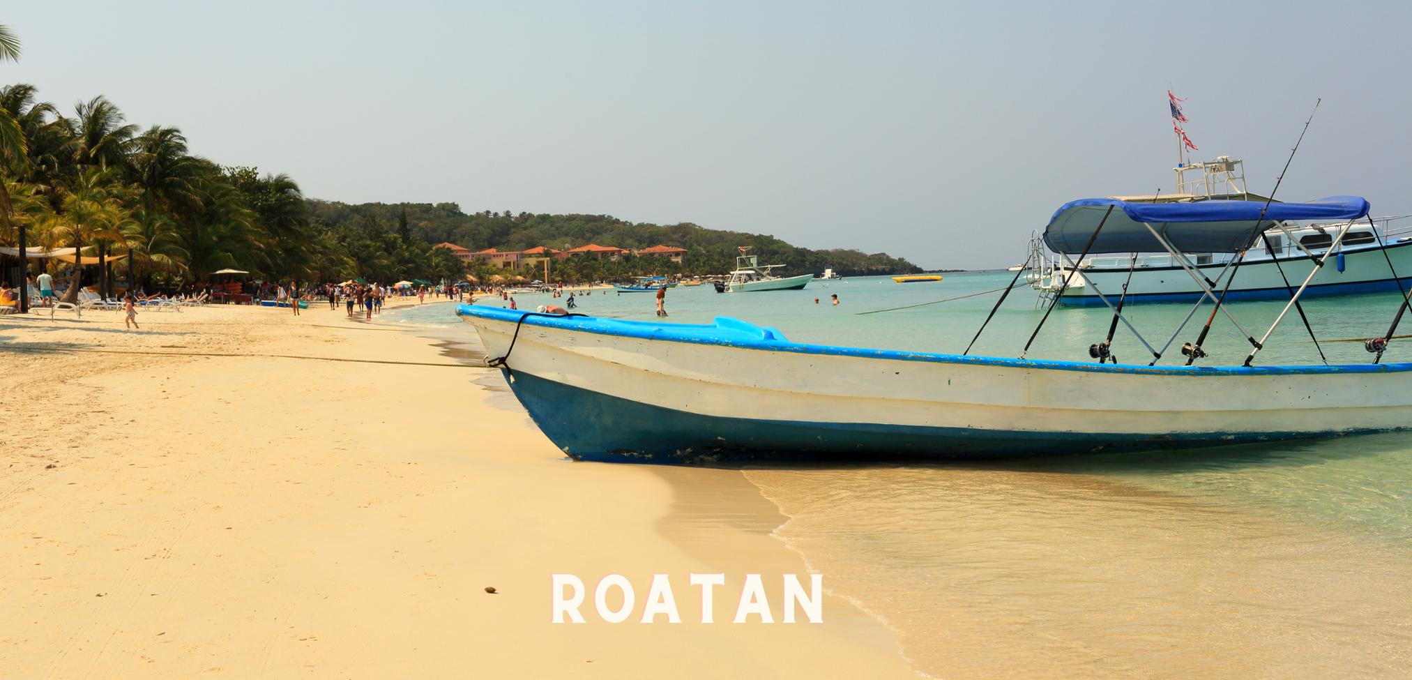 Urlaub Karibik Roatan