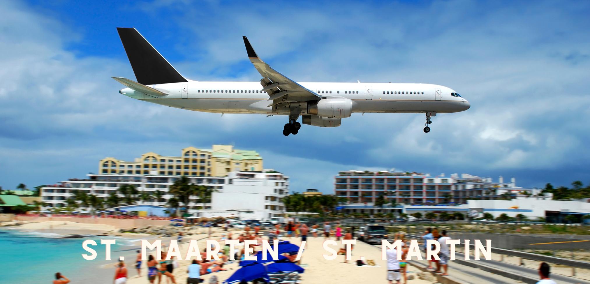 Urlaub Karibik St. Maarten