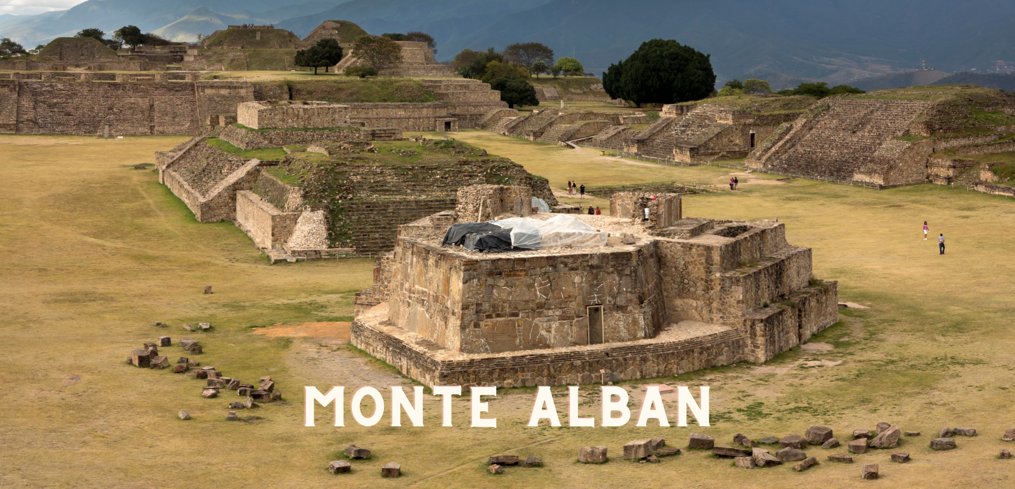 Die besten Aktivitäten in Mexiko: Monte Alban