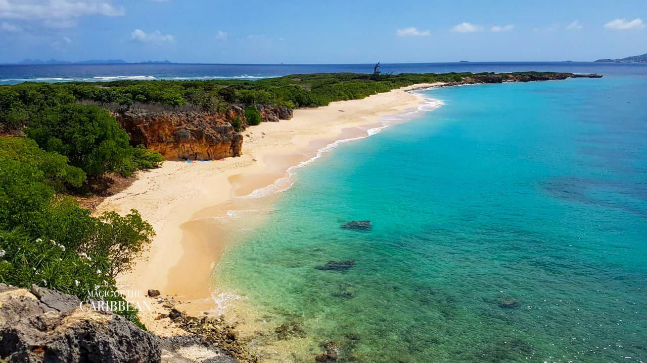 Die besten Sehenswürdigkeiten auf St. Maarten: Strände