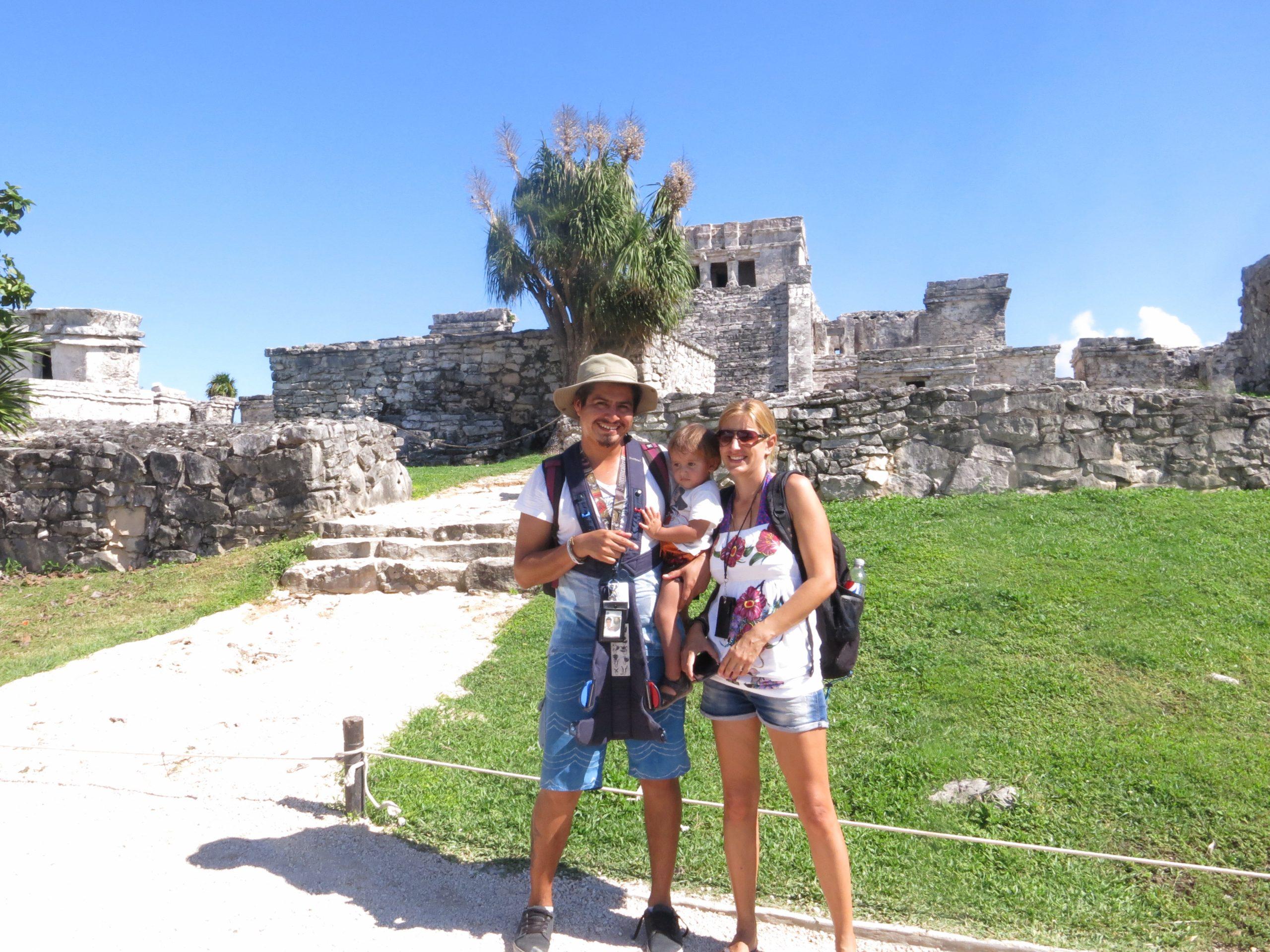 Sehenswürdigkeiten Riviera Maya: Highlights Tulum